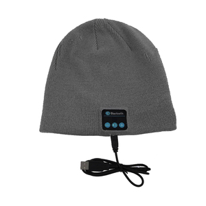 998655c4abd Beanies With Leather Label
