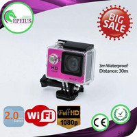 BIG DISCOUNT N9SE 1080P WIFI PORTABLE DIGITAL 30FPS 1080P SPORT ACTION CAMERA