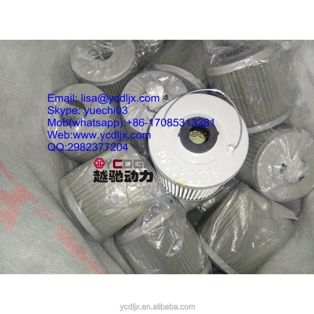 Diesel Fuel Filter 300080079 For Weichai Deael Engine Sdlg Lg936 Wrap Wheel Loader Buy 300080079fuel