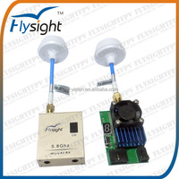 C574 Long range 5.8g 1200mw remote control radio rc transmitter receiver for rc boat/rc helicopter/rc plane