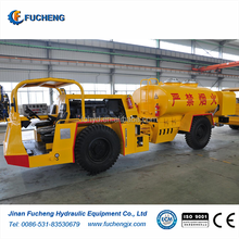Factory manufacture underground mining equipment of oil tanker vehicle
