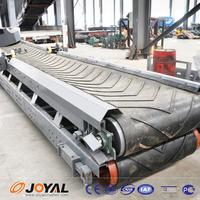 material handling equipment rubber Belt Conveyor for coal mining
