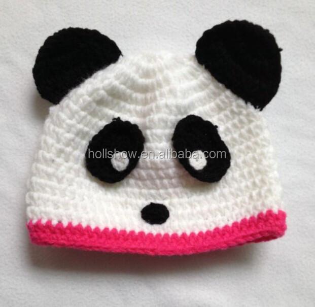 Fabricante 100% Acrílico Fieltro Suave Panda Animal Hecho A Mano De ...