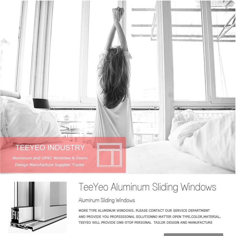 Teeyeo China Suppliers Window Blinds Grill Design Standard Sliding ...