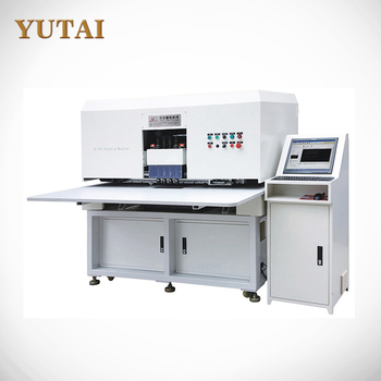 High speed CNC Leather Punching Machine for shoes upper