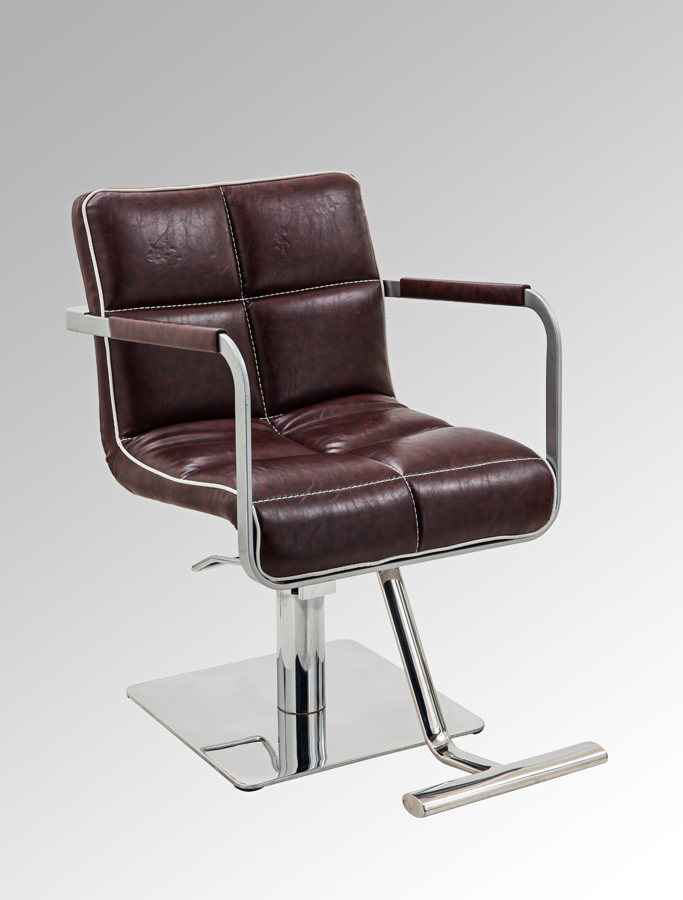 portable hair salon chair with hair dryer holder (MY-007-82)