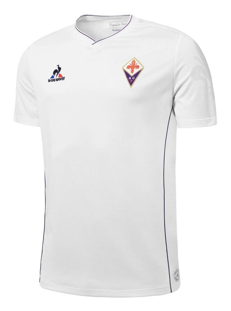 Get Quotations · 2015-2016 Fiorentina Away Football Shirt bff345cf5