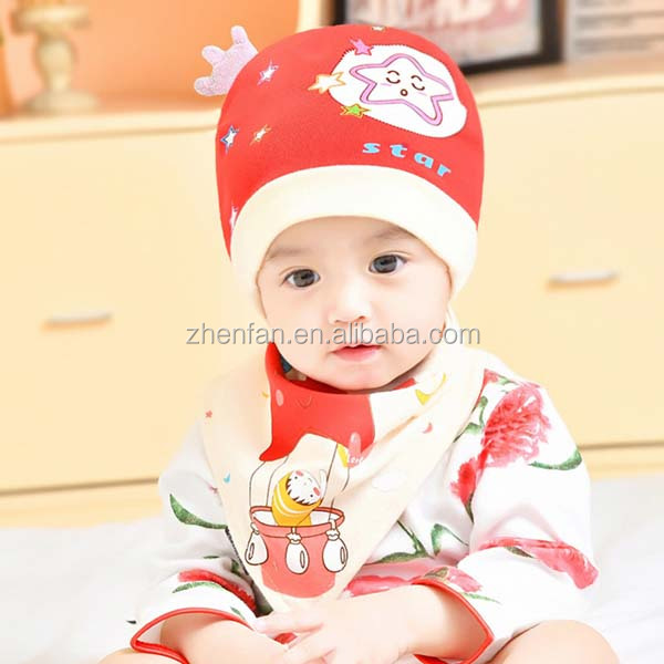 new collection star style fancy baby hat beanie