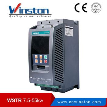 Hot selling Trade Assurance WSTR3037 37KW 380VAC 3 phase Motor Soft Starter