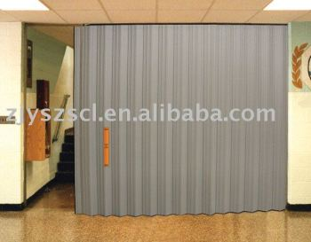 soundproof waterproof bathroom kitchen room pvc folding door buy