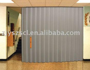 soundproof waterproof bathroom kitchen room pvc folding