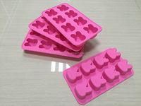 OEM Design Animal Shape silicone ice cube tray,ice maker
