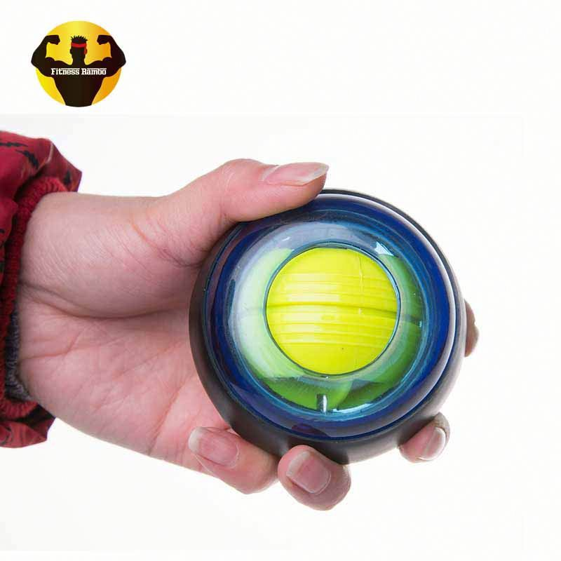 New Auto Start Led Counter Gyroscope Gyro Ball For Fitness Gym Sports Autostart Power Ball With Muscle Relax Wrist Ball Bag Orders Are Welcome. Fitness Equipments