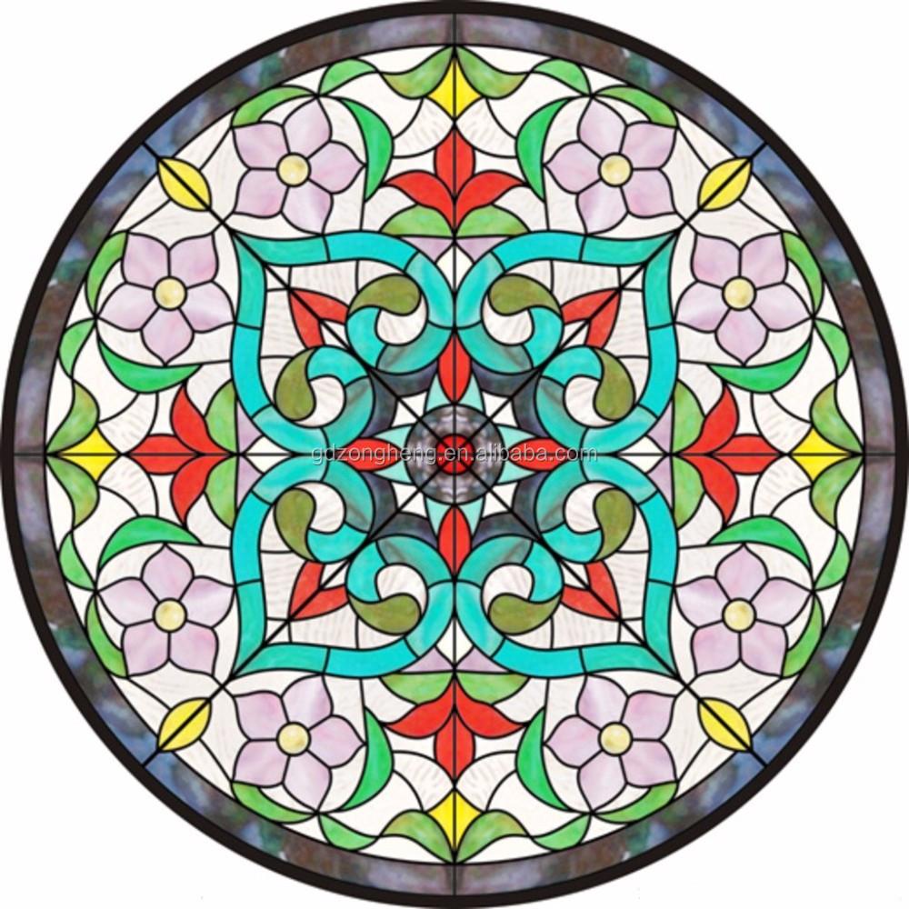 Rock Precio Para Multicolor Vidrio Catedral,Impresión Uv De La ...