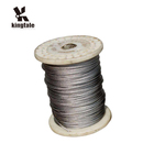 Kingtale car towing gi stainless steel wire rope for elevators price