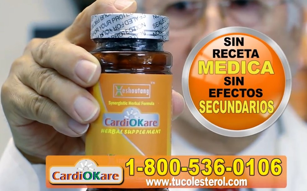 The best herbal natural medicine CardiOkare to cure cardiovascular