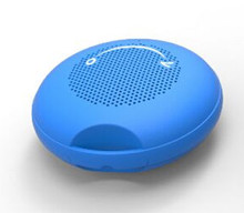 laptop computer 2017 alibaba portable mini bird speaker Bluetooth round with high quality