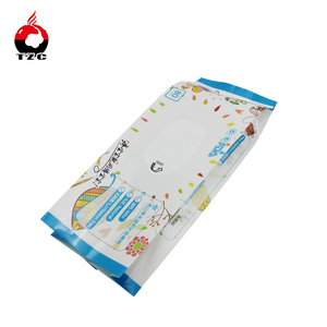 custom printing alcohol wet wipes packaging/alcohol medical wipes sachet