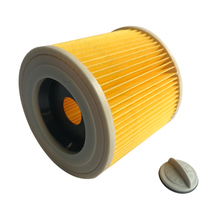 Stofzuigers Cartridge <span class=keywords><strong>Filter</strong></span> Fit Voor K archer A2004 A2054 hepa <span class=keywords><strong>filter</strong></span> WD3