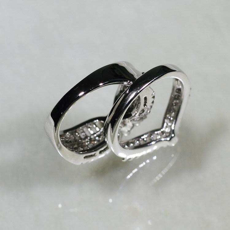 Sjyr5590 Wholesale Finger Jewelry Ring Set Mold Of Western Wedding ...