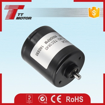 Electric 12v dc generator low rpm brushless for breathe for 100000 rpm electric motor