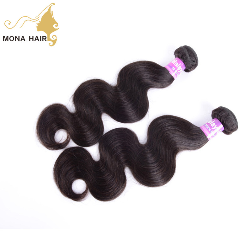 Ideal Hair products raw high quality Body Wave hair 100% human malaysian hair body wave