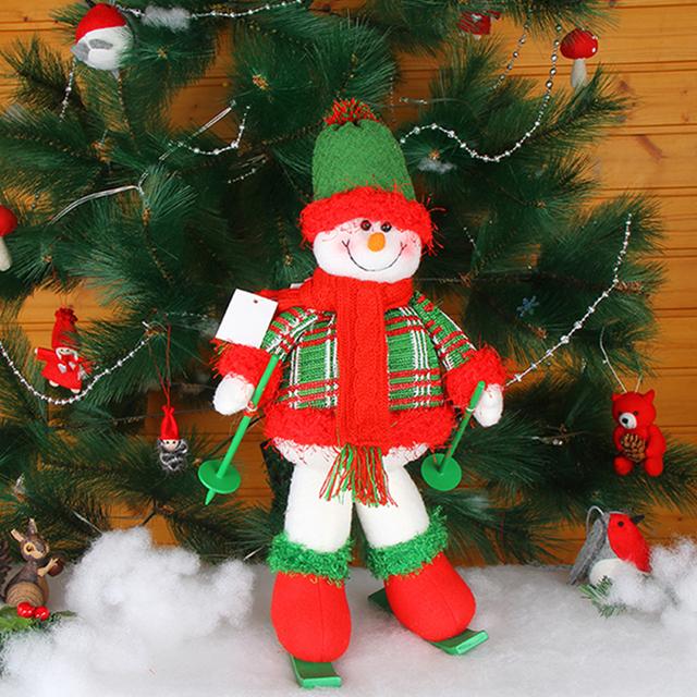 cheap christmas decorations ideas snowman hand christmas ornament craft - Cheap Christmas Crafts