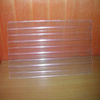 Corrugated polycarbonate sheet; solar corrugated polycarbonate sheet for roofing