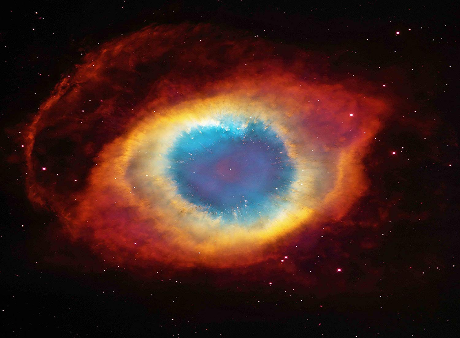 helix nebula eye of god - HD 1500×1104