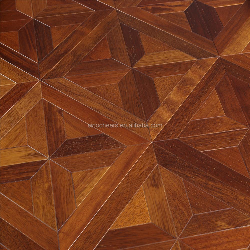 El suelo de parquet de madera de alta calidad para la sala for Precio de loseta ceramica