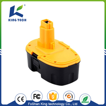 Alibaba golden China Manufacturer Dewalt Power Tool Battery Nimh 18 Volt Battery