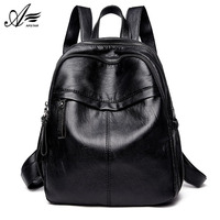 New design fashion Oxford women waterproof backpack for custom