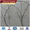 razor wire price per ton/razor wire installation/concertina barbed wire BTO-22