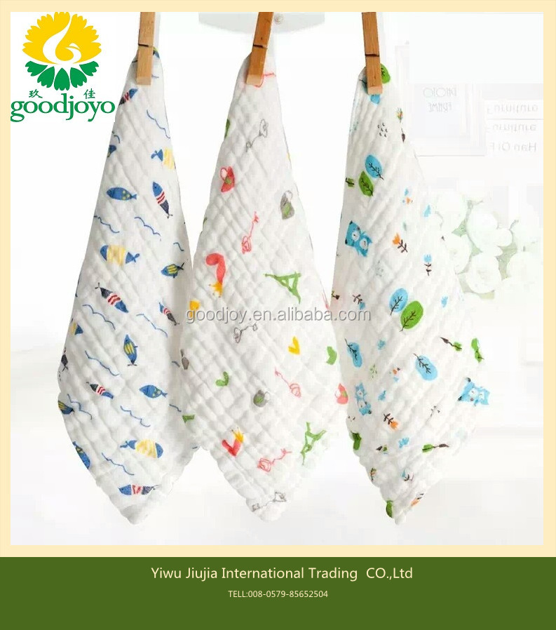 High Quality 100% Cotton Baby Bandana Bibs Triangle Bib for Baby Wholesale