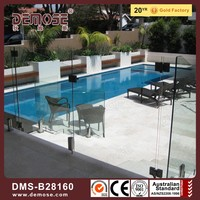 tempered glass pool fence panels/pool fence mesh screens