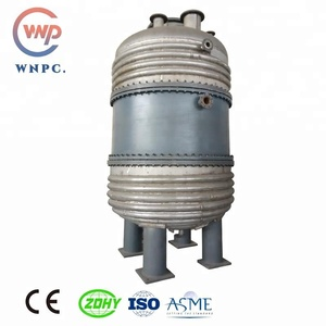 ASME certificate industrial continuous stirred tank reactor price