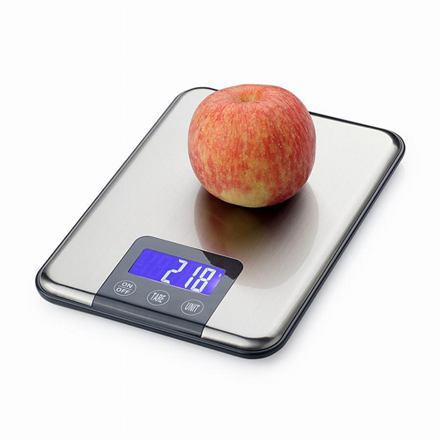 Kitchen Scales Measuring Tools & Scales Lcd Display 5kg/1g Electronic Kitchen Scale Digital Scale With Tray Electronic Kitchen Food Diet Postal Scale Weight Tool
