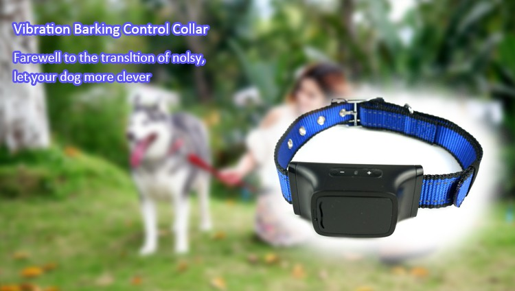 Small Business Ideas Sound Controlled German Shepherd Puppies Anti Bark Dog Collar For Sale