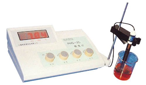 Digital portable ph meter with cheap price