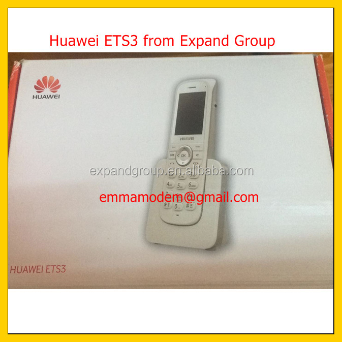 HUAWEI ETS3 GSM Cordless Deskphone WITH CHARGING DOCK
