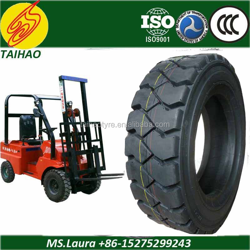 Cheapest price hot sale Industrial tyre uesd forklift tyre 600-9 7.00-16