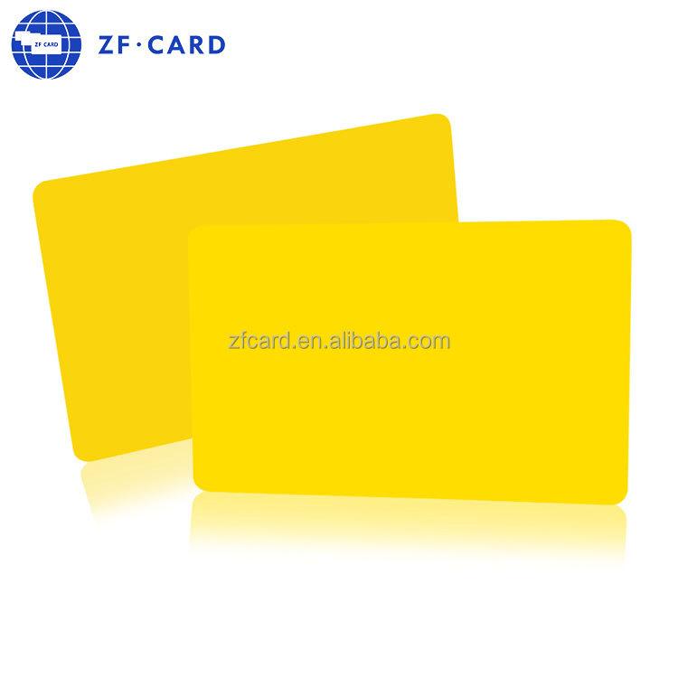 Pianura cloured carte IN PVC