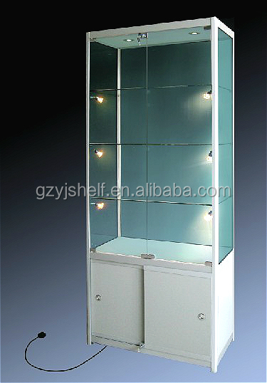 Simple Classic Shop Fittings Glass Showcase/glass Display Cabinets ...