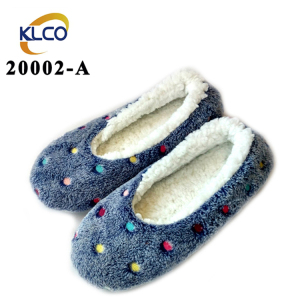 Luxury Embroidered Flower Logo Hospital Aerosoft Slipper