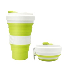 Best Selling <span class=keywords><strong>FDA</strong></span> Goedgekeurd silicone inklapbare koffie <span class=keywords><strong>cup</strong></span>