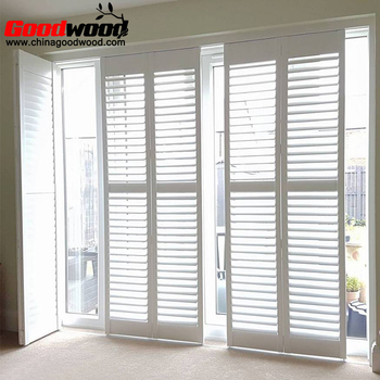 Jalousien Modern exterior plantation window shutter modern jalousie window buy