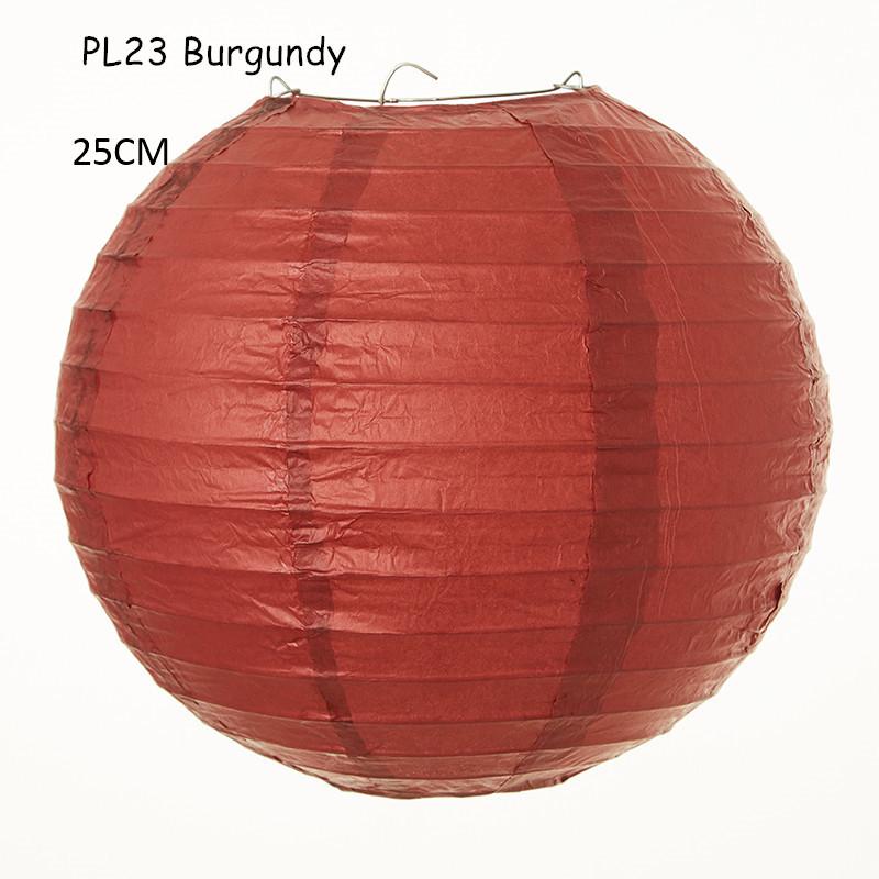 popular burgundy paper lanterns buy cheap burgundy paper lanterns lots from china burgundy paper. Black Bedroom Furniture Sets. Home Design Ideas