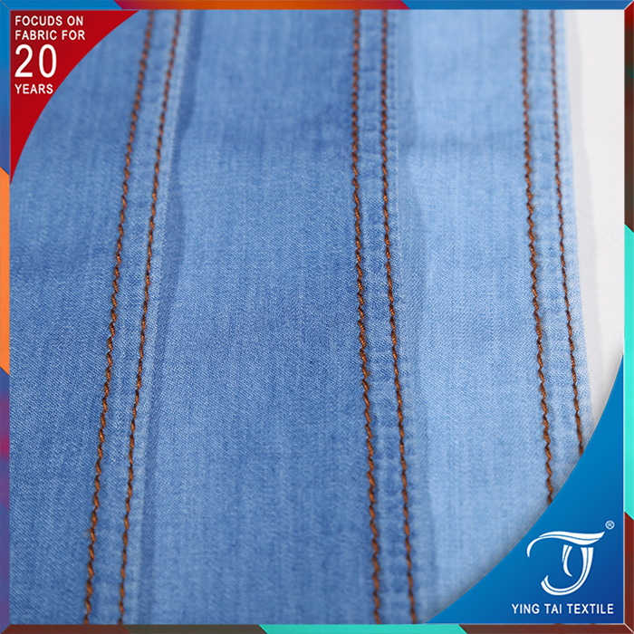 Jean denim fabric made in Yingtai Factory ,YN806-6