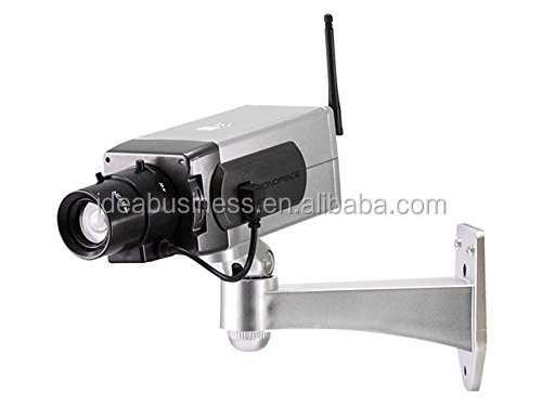 Low Price CCD Fake Dummy Bullet Home Security CCTV Camera Manufacturer