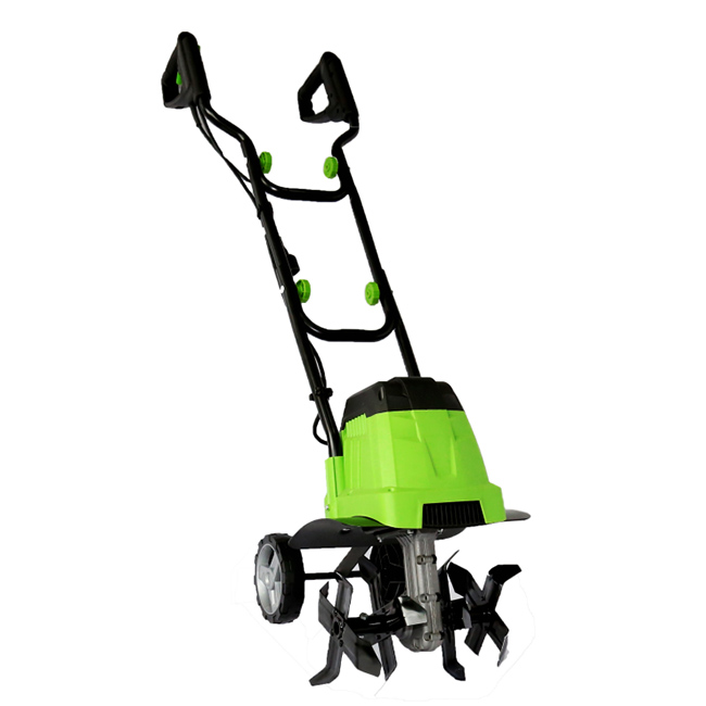 360mm cutting width mini tiller power electric cultivator